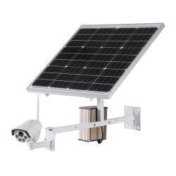 Marque Toesee 2MP à l'extérieur de la sécurité de la batterie étanche Caméra solaire avec panneau solaire 60W 40ah le système de caméra d'emballage complète de la batterie