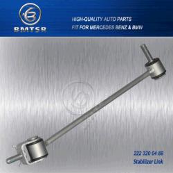 El mejor precio Auto Estabilizador de piezas de repuesto de la suspensión trasera delantera link apropiado para Mercedes Benz W222 OEM 222 320 04 89
