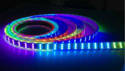 شريحة SMD5050 RGBW 4 في 1 / مصباح مؤشر LED Flexibel Strip