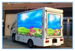 Led-Videoscherm Mobiele Van Truck Car