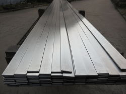 Плоский брусок из нержавеющей стали AISI 304