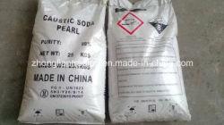 Горячая продажа Каустическая Сода Pearl и хлопья 99% мин
