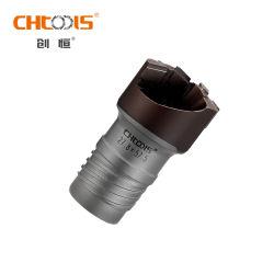 Chtools CNCの深い穴のドリルBTAはドリルの鋭いヘッドをひっくり返した