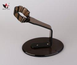 Modieuze creatieve haarschoonheidssalon Zwarte houder Materiaal van Acryl