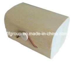 Casella di legno su ordinazione dell'oggetto d'antiquariato di stile dell'Europa per memoria dei monili