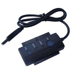 "USB - 2.5"" 3.5"" IDE SATA 컨버터(OTB 포함)(A-682)"