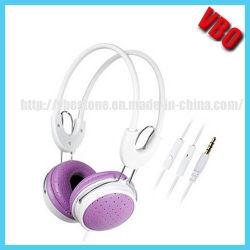 携帯電話のイヤホーンのヘッドセットのための多彩なヘッドホーン