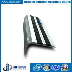 Nosing van de Trede van het Aluminium van het Tussenvoegsel van het carborundum Antislip