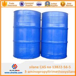 Silano 3-Aminopropyltrimethoxysilane CAS no. 13822-56-5