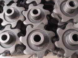 عجلة تروس التشغيل الآلي CNC بجودة جيدة