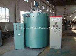 Tipo de poço do elevador eléctrico de nitretação forno industrial para o tratamento térmico de peças de aço