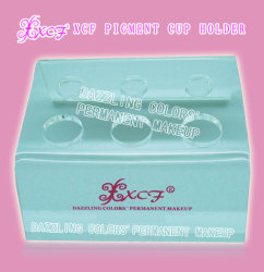 Pigmento xcf portavasos/Maquillaje Permanente/producto de buena calidad/deslumbrantes colores'