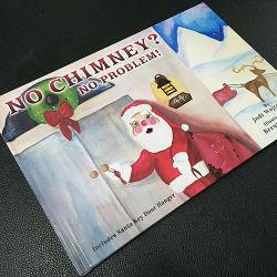 Impression de livres de Noël à couverture rigide