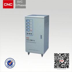 Estabilizador de voltaje (Inteligente de la SVC SVC estabilizador de voltaje de CA trifásicos)
