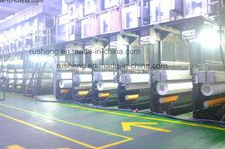 La Chine Fabricant RPET avec certificat Oekotex grs et pour le tricotage de tissage des fils de polyester recyclé