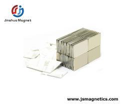 Gesinterter NdFeB Magnet-Block mit 3m selbstklebendes Band-Neodym-Magnet-Block