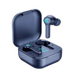 Es1 Tws卸し売りGPSはEarbuds EarpodsのiPhoneのための賭博の携帯電話のハンズフリーのBluetoothの小型無線ステレオのヘッドセットを取り消す携帯用イヤホーンの騒音を打つ
