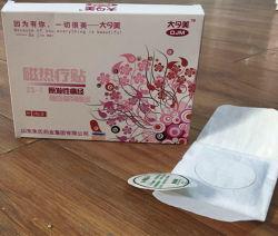 暖かい子宮パッチの安全なヘルスケアの美の苦痛救助プラスター