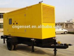 ガスまたは電動機のBiogasエンジンの発電機セット