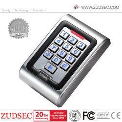 Système de contrôleur de l'accès porte RFID avec du métal clavier pour une entrée de porte