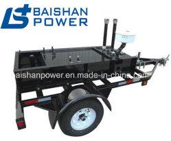 Генераторах прицепа, генератор контейнер поставщика прицепа Plantas Electricas Remolque Grupos Electrogenos Remolque