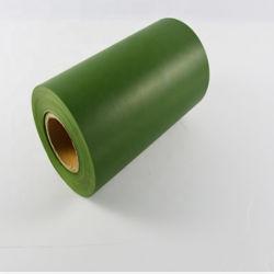 Pellicola di plastica verde oliva solida dell'animale domestico di colore verde di vendita diretta della fabbrica