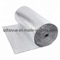 Feuille de papier aluminium pour la bulle / matériau à isolation thermique
