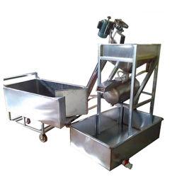 Breed Gebruikte Tarwe Zaad Wasmachine Sesamwasmachine Rijst