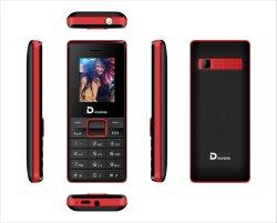 1.8 4.0 인치 음악 단추를 가진 기본적인 바 셀룰라 전화 이중 SIM 카드 전화