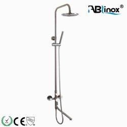 Для изготовителей оборудования из нержавеющей стали литой корпус установлен душ в ванной