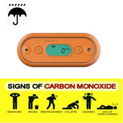 Camping militaire extérieure et intérieure d'utilisationd'alarme de détecteur de monoxyde de carbone Co pour alarme de sécurité