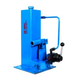 手動手の膿疱のRoemheld貯蔵所が付いている複動式油圧ポンプ