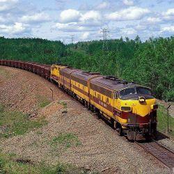 中国からのヨーロッパへの中国の鉄道の輸送サービス