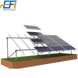 دعامة مفتوحة للتثبيت على حامل التثبيت الكهروضوئية الأرضية في اللوحة الشمسية رقم نظام كوانغ تشو بقوة 500 واط