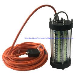 Green 1000W2000W La lumière de la pêche sous-marin à LED Lampe LED Attacting leurres Poisson