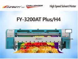 10FT jato de tinta Digital de Grande Formato Plotter Solvente Challenger Infiniti Fy-3200A e H4