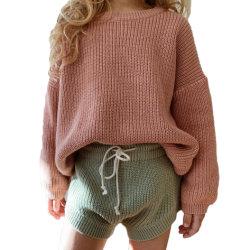 Осень зима 2019 новейшей конструкции моды детей свитер установить пользовательские малыша одежду перемычка