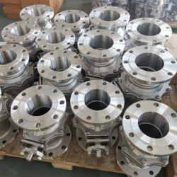 Ventil-Kugelventil-Absperrschieber-Hersteller des Edelstahl-SS 316 CF8m