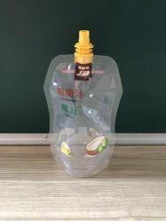 Lavandaria plástico Doypack Detergente líquido detergente em pó Embalagem