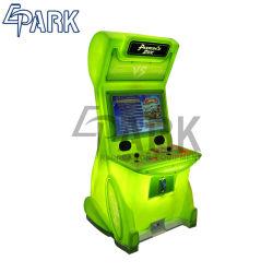 Commerciële het Vechten Arcade 22 LCD Videospelletje 100 van de Doos van de Machine van het Kabinet van de Arcade in 1 Machine van het Spel van de Machine Muntstuk In werking gestelde