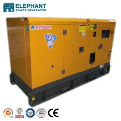 Potência por baixo ruído de 140kw gerador diesel de partida elétrica
