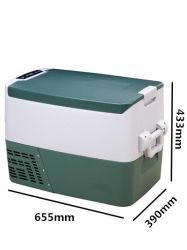 12 /24 V Voiture compresseur réfrigérateur 40L