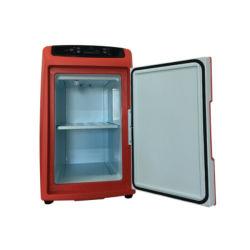 بلاستيك معزول 4L ثلاجة صغيرة 12 فولت متنقل ثلاجة السيارات الثلاجة