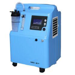 Faible bruit de l'utilisation Houme concentrateur d'oxygène 5L