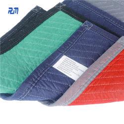 Feltro su ordinazione Producs del tessuto del poliestere che sposta moquette utilizzata Blankettextile
