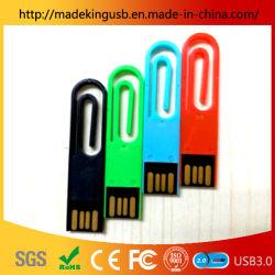 Lesezeichen/Papierclip USB-Flash-Laufwerk Creative Mini Pen Drive