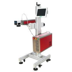 Marcatura del laser della macchina del laser della fibra di prezzi di fabbrica/stampatrice/dell'incisione per la latta di alluminio della spremuta
