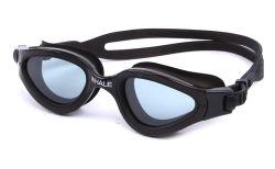 Di marchio di nuoto degli occhiali di protezione del silicone della cinghia della piscina dell'attrezzo occhiali di protezione impermeabili su ordinazione di nuotata il più bene