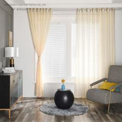 Страны Северной Европы здание белого цвета на экране окна Fishbone пряжи по завершении пользовательского кружева шторки шторки с экрана окна