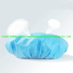 غطاء رأس بوفانت بمشبك PP غير منسوجة يمكن التخلص منه غطاء Bouffant